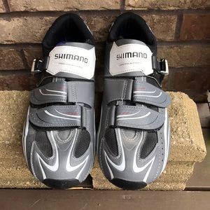 Men's Shimano cycling shoes size 47 (US 11.5)